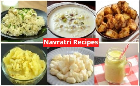 Navratri Food Recipes - NavratriDay
